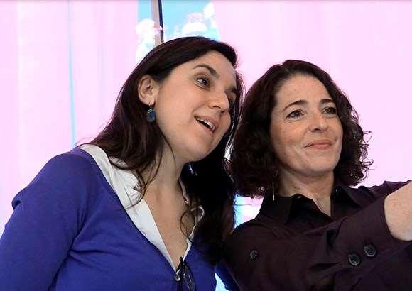 Entrevista amb Nora Navas i Carlota Subirós per 'El quadern daurat'