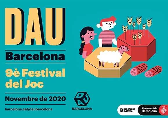 La novena edició del Dau Barcelona es juga des de casa!