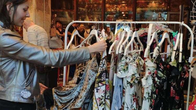 De roba i molta joieria: Happy Market