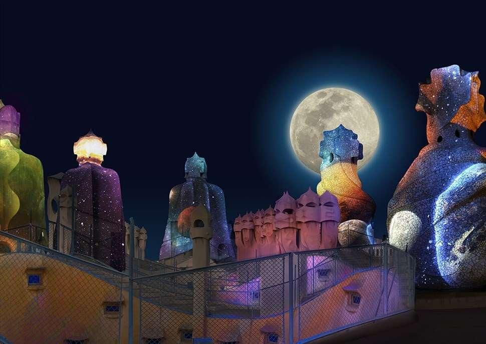 'La Pedrera Night Experience + sopar'