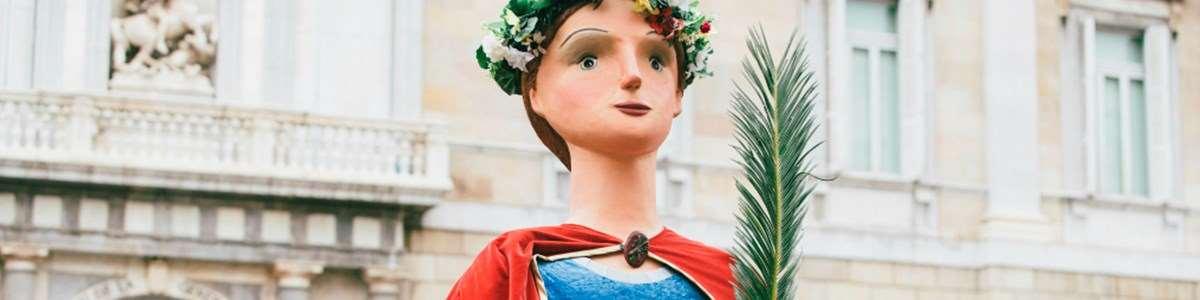 Viu Santa Eulàlia, la Festa Major d'Hivern de Barcelona!