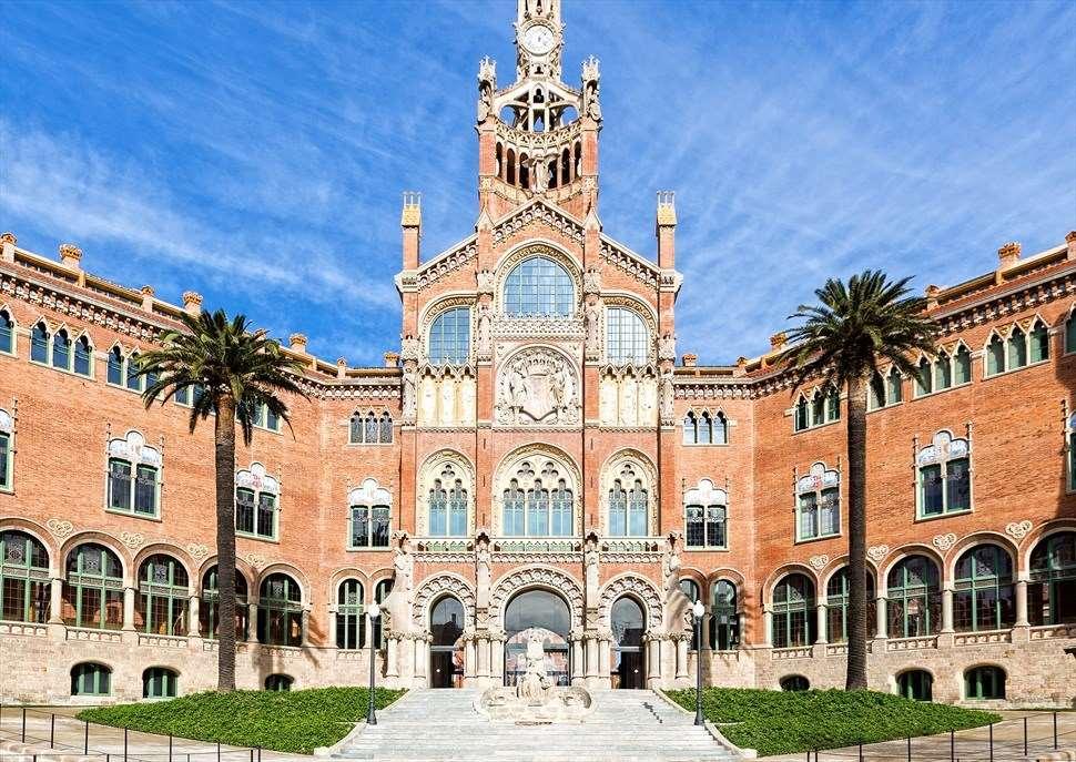 Visita al Recinte Modernista de Sant Pau