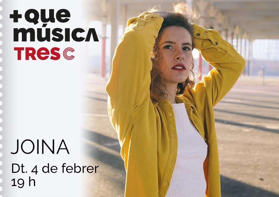Joina - 'Companyes' (2018)