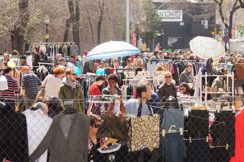 De segona mà: Flea Market