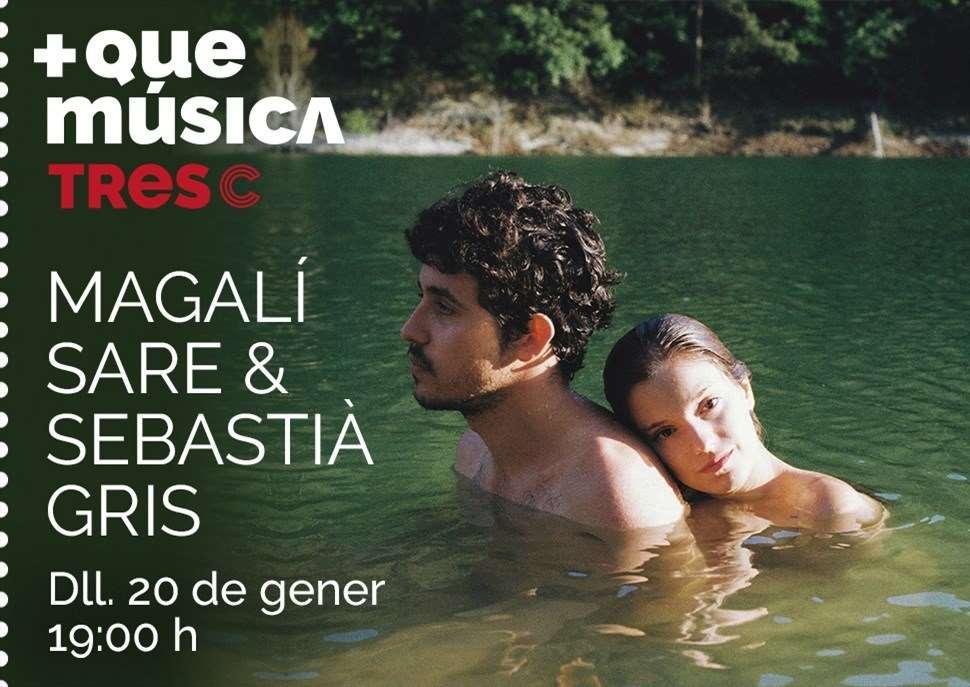 Magalí Sare & Sebastià Gris - 'A boy and a girl' (Microscopi, 2020)