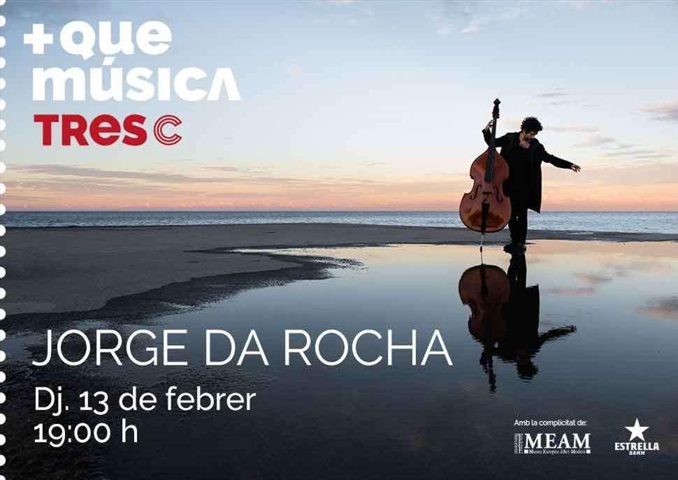 Jorge Da Rocha - 'Blau' (Febrer 2020)