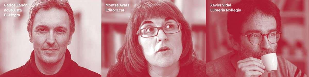 #aTRESCbandes 'El sector del llibre, el dia després'