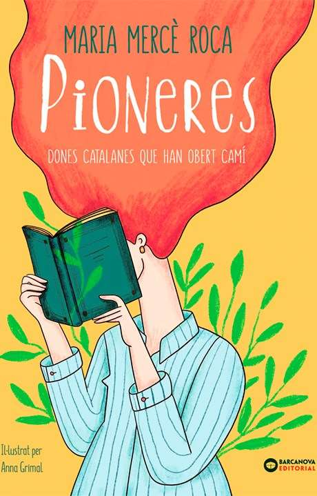 'Pioneres' (Barcanova), de Maria Mercè Roca