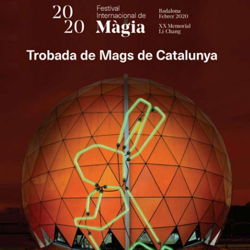 Festival Internacional de Màgia · Teatre Zorrilla