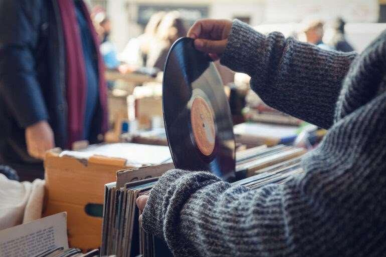 De discos: Record Station de Discogs