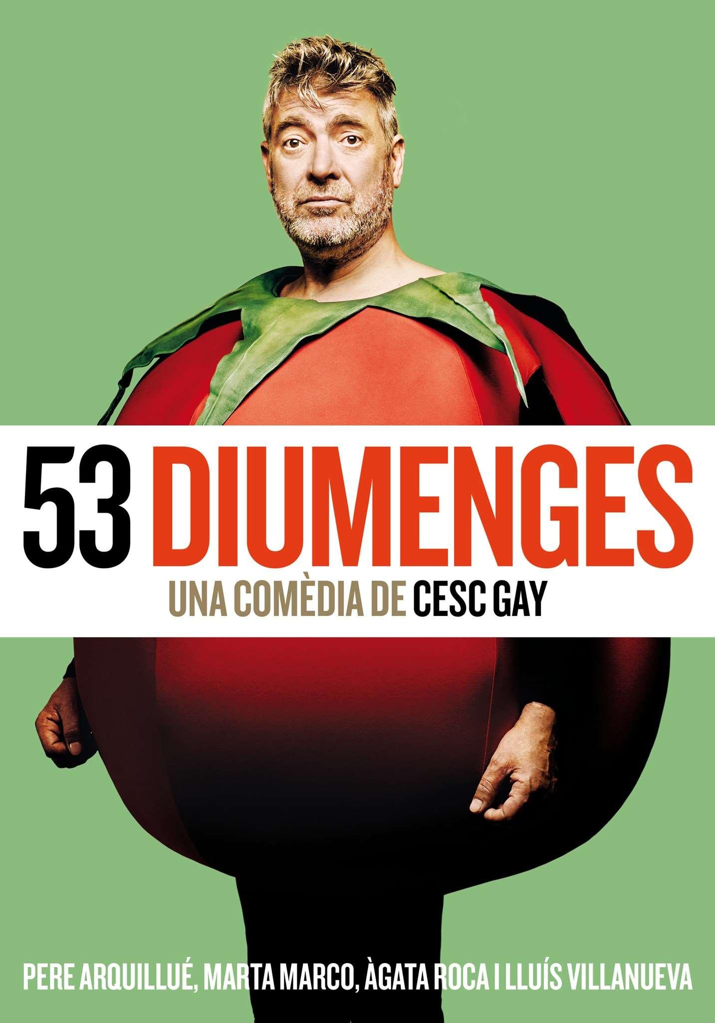 '53 diumenges' · Teatre Romea