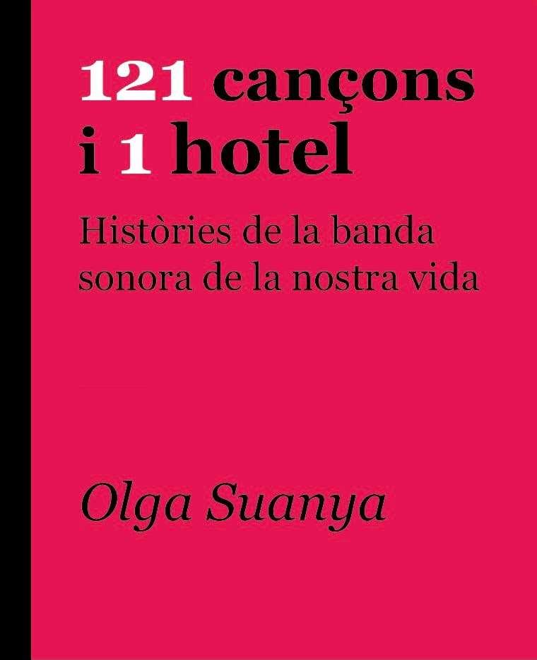 '121 cançons i 1 hotel' i 'Relatos para amantes de los libros'