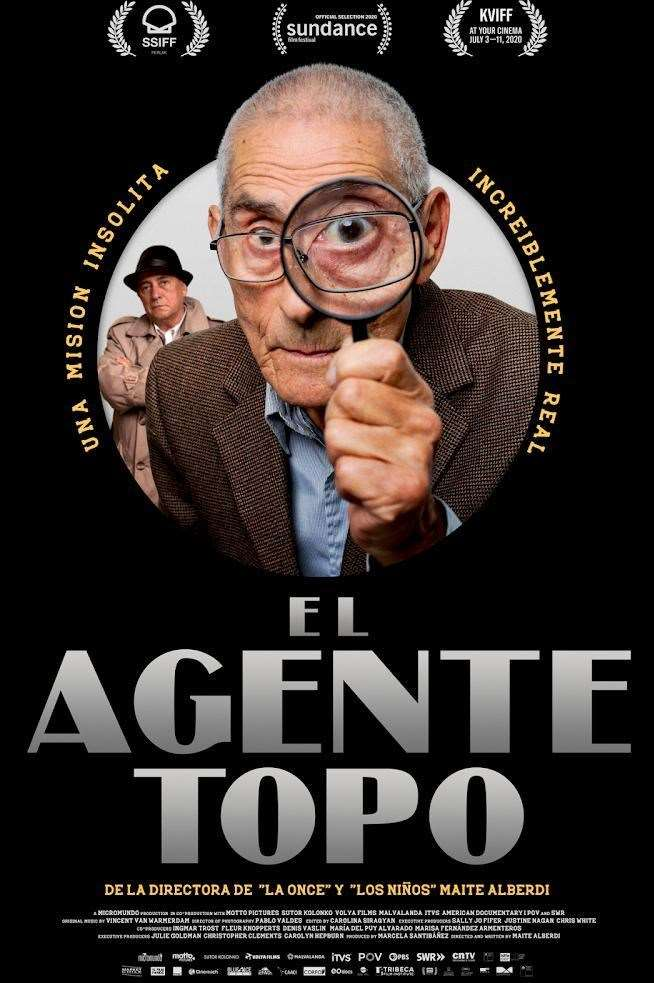 'Agente Topo' · Preestrena