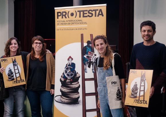 Festival Protesta: la crítica social torna a Vic a través de la gran pantalla
