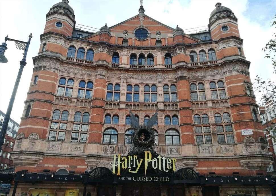 El Londres de Harry Potter