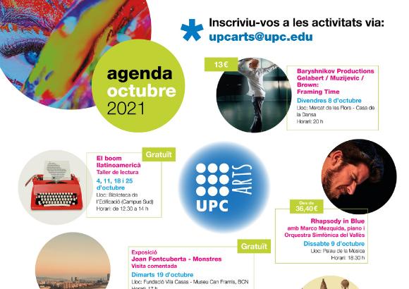 UPCArts: cultura, tecnologia i comunitat!