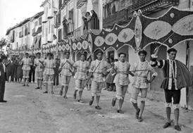 <p><em>Torneros</em>, sexenni del 1934. José Pascual</p>