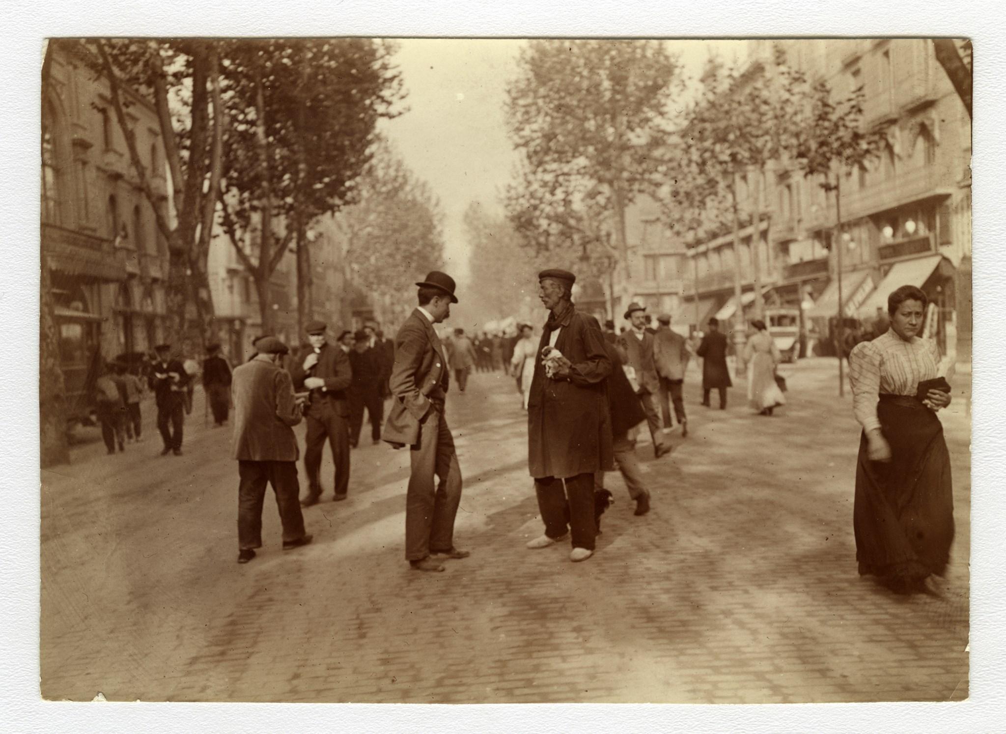 Fons Frederic Ballell Maymí de l'Arxiu Fotogràfic de Barcelona