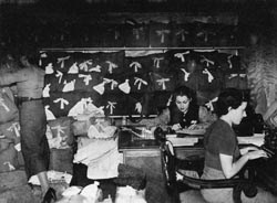 Dones a la rereguarda (1936-1939), imatges