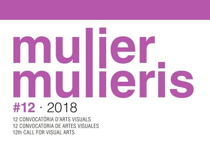 12 Convocatòria d'arts visuals Mulier Mulieris