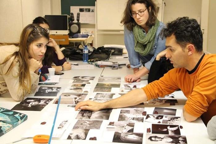 Diplomatura de postgrau en Fotografia i disseny editorial