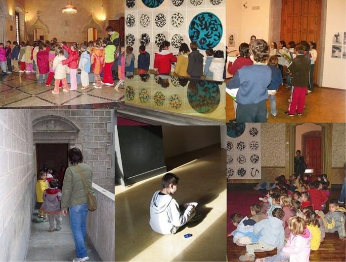 Visites guiades al Museu Palau Solterra