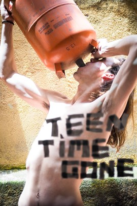 TEEN TIME GONE