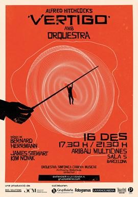 VERTIGO amb Orquestra