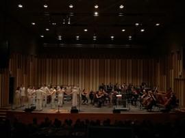 CAMERATA EDUARD TOLDRÀ I ENSEMBLE VOCAL CANTICEL.  El Magnificat  de J.S. BACH