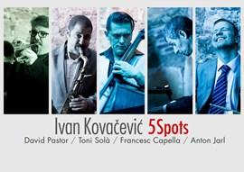 IVAN KOVACECIC 5 SPOTS Presenta 'Shift'