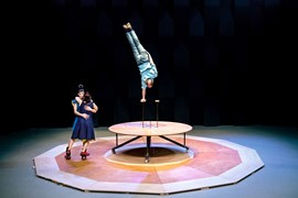 FLOU PAPAGAYO de Mumusic Circus