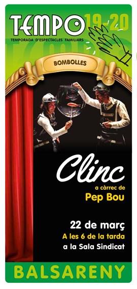 CLINC de Pep Bou