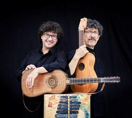 Els viatges de la música Mar Barroco: Rafael Bonavita i Leopoldo Novoa