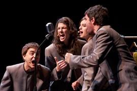 Imparables amb Quartet Mèlt