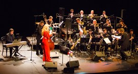 Nadal Big Band. Gemma Abrié & Vicens Martín Dream Big Band