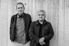 Jabier Muguruza & Bernardo Atxaga