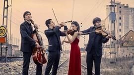 Quartet Gerhard: Quartets dedicats a Haydn per Mozart II