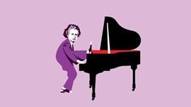 El Pi4no de Beethoven