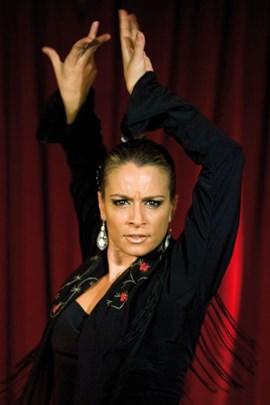 Caravana de Mujeres Flamencas