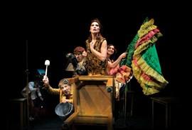 El desguace de las musas - La Zaranda, Teatro inestable de ninguna parte
