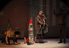 Laika, de Xirriquiteula Teatre
