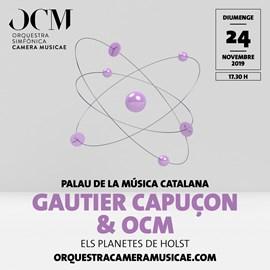 Gautier Capuçon & OCM · Els Planetes de Holst + les Variacions Rococó