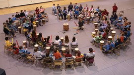 Música de Cinema i Percussions amb l'OJC