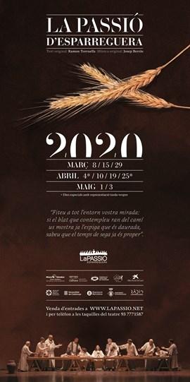 La Passió d'Esparreguera 2020