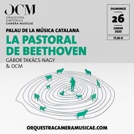La Pastoral de Beethoven + el Concert per a piano de Txaikovski · Gábor Takács-Nagy & OCM