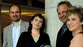 Arts Quartet: Quartets de Txaikovski i Borodín