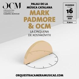 Mark Padmore & OCM · La 5a de Shostakovich + la Serenata de Britten