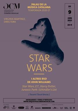 Star Wars i altres B.S.O. de John Williams · Virginia Martínez & OCM