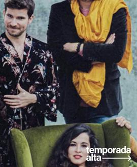 Sílvia Pérez Cruz (amb la Farsa Circus Band)