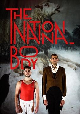 THE NATIONAL BODY by Pau Masaló